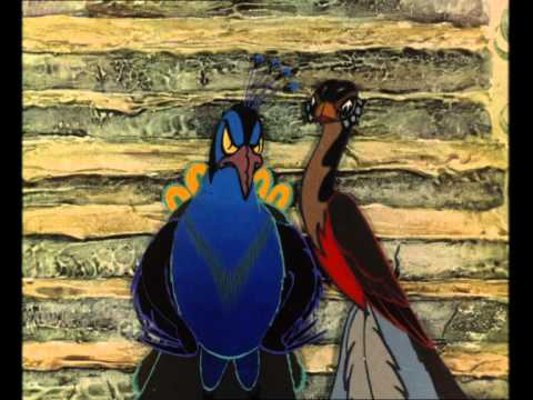 Прежде мы были птицами/ Prezhde my byli ptitsami